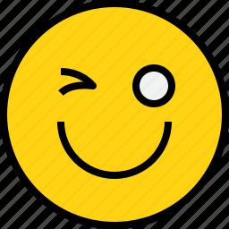 avatar, emoji, emotion, face, feeling, happy icon