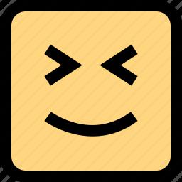emotion, happy, joy icon