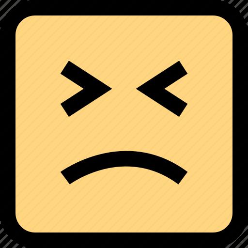 emotion, happy, sad icon
