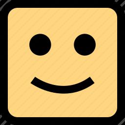 emoji, emotion, face, hapy icon