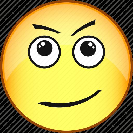 comic, emoji, emoticon, emotion, face, grimace, smile icon