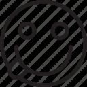 emoji, emoticons, feelings, smileys, tongue icon