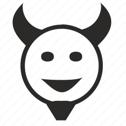 angry, boy, face, hell, smile, smiley icon
