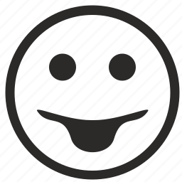 face, idiot, smile, smiley icon