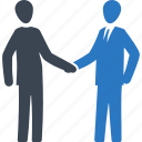 business deal, handshake, partnership, agreement