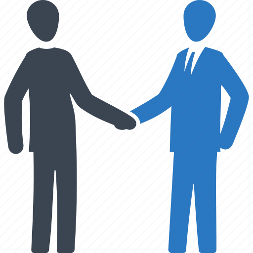 Agreement business deal handshake partnership icon icon search