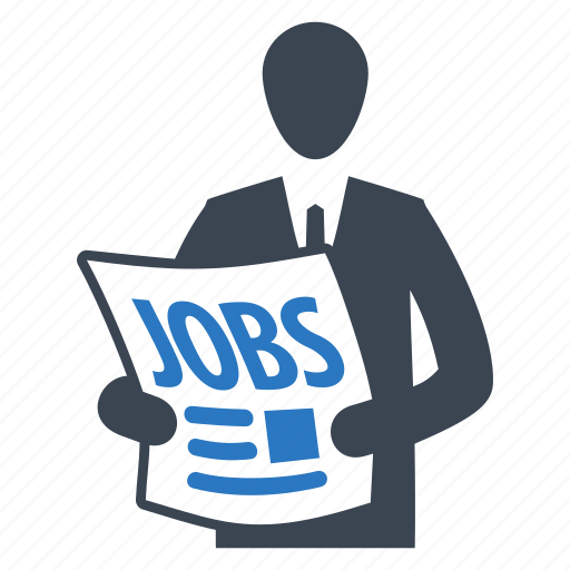 Employee, employment, job search icon | Icon search engine