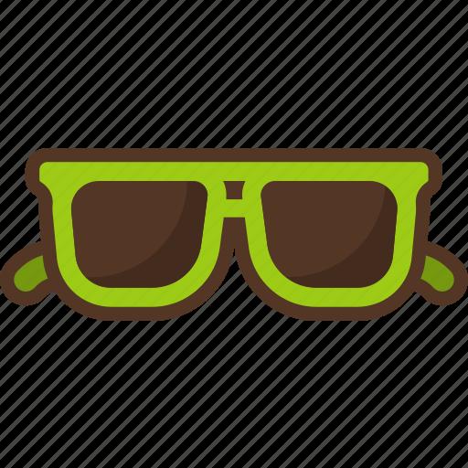 beach, summer, sunglasses icon
