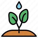 ecology, environment, gardening, nature icon