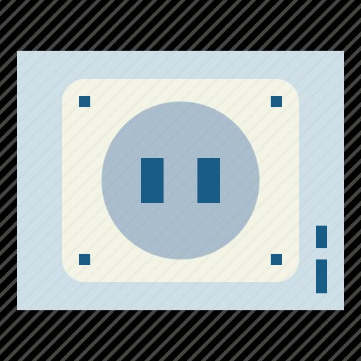 Electronics, plugin, socket, technology icon - Download on Iconfinder