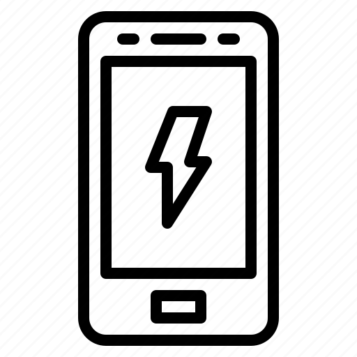 electronics, mobile, phone, screen, technology, touch icon