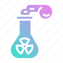chemical, chemistry, flask, flasks, science icon