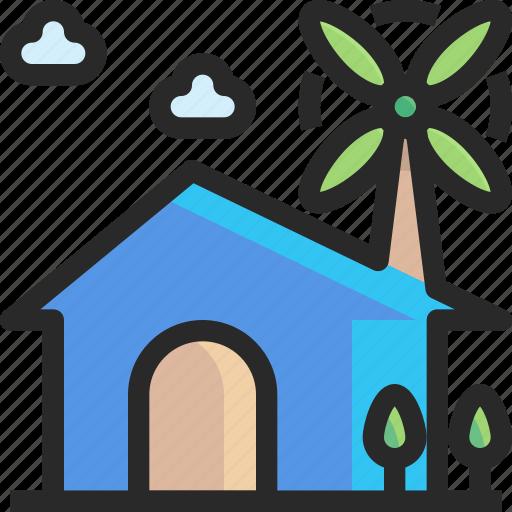 eco, ecology, energy, green, power, wind icon