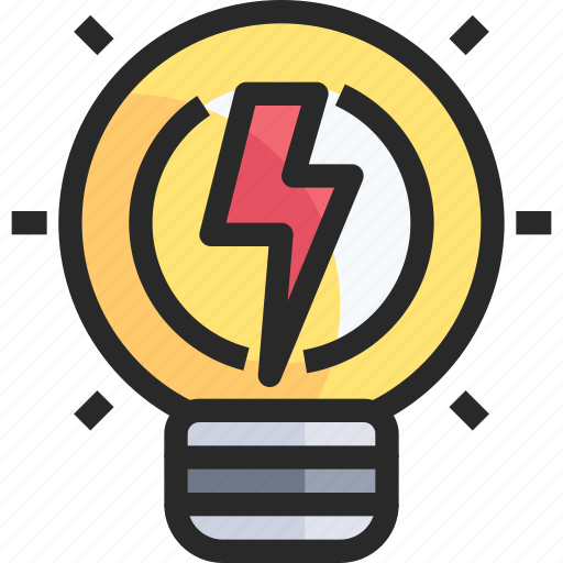 Bulb, light, power icon - Download on Iconfinder