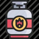 energy, gas, power icon