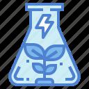 chemistry, plant, science, test, tube