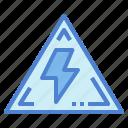 bolt, light, lightning, thunderbolt icon