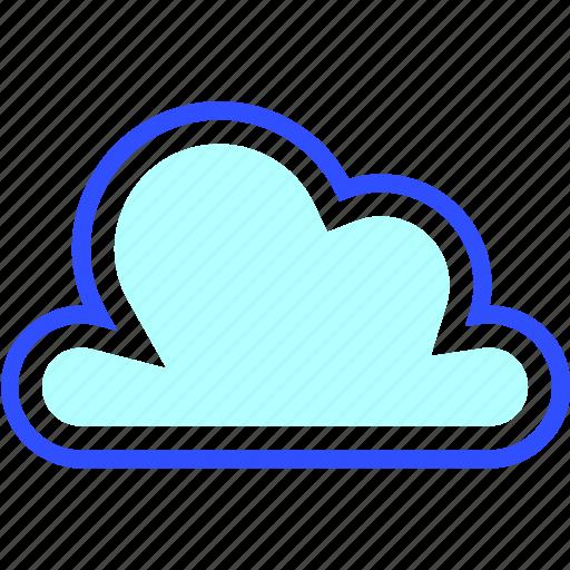 cloud, eco, energy, environment, green, world icon