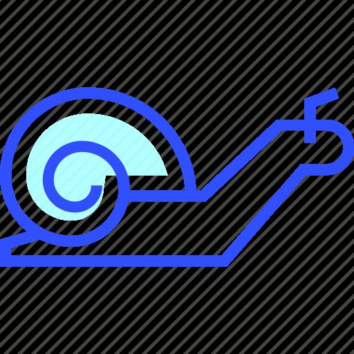 animal, creature, energy, environment, green, snail, world icon