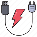 adapter, cable, connector, power, usb