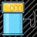 fuel, nozzle, oil, pump, station