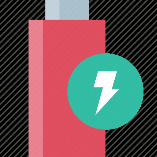 battery, full, life, power icon