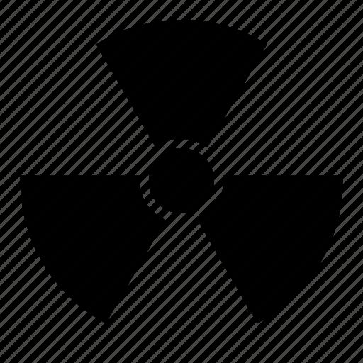 energy, environment, plant, power, radioactive icon