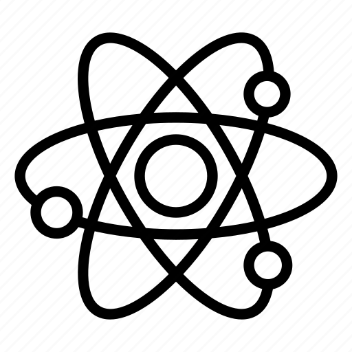atom, energy, environment, plant, power icon