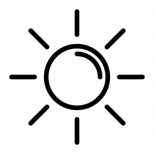 energy, environment, plant, power, sun icon