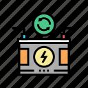 battery, energy, saving, equipment, tool, solar