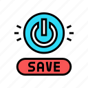 power, off, energy, saving, equipment, tool