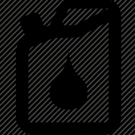 Trash, can, gazoline, full, benzin, garbage, supply icon - Download on Iconfinder