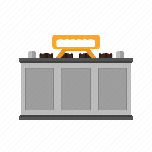 battery, car, charge, energy, power, source, supply icon