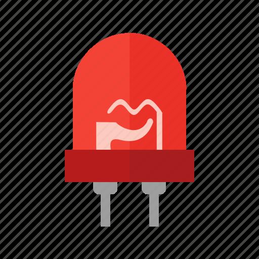 bulb, electric, energy, flash, led, light, power icon