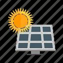 cells, electricity, energy, panel, power, solar, sunlight