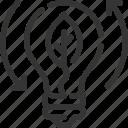 clean, electric, energy, environmental, industrial, lamp, leaf, safe