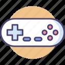console, control, controller, gamepad, remote icon