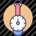 curvimeter, measurement icon
