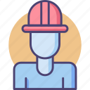 engineer, worker icon