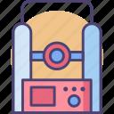 device, equipment, gyroscope, theodolite