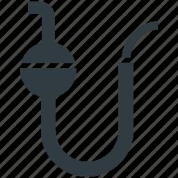 pipe fitting, plumbery, plumbing, plumbing system, water pipe icon