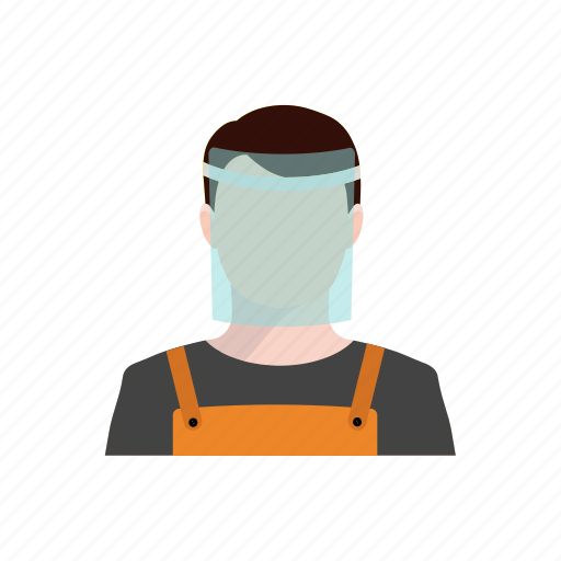 avatar, builder, engineer, profession, race, welder, working icon