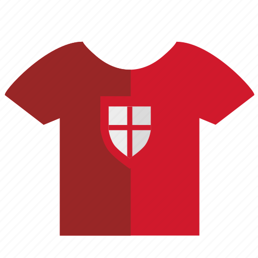 england, flag, tshirt, wear icon