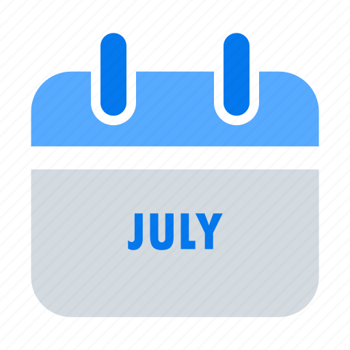 appointment, calendar, event, jul, july, month, schedule icon