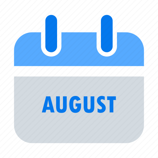 appointment, aug, august, calendar, event, month, schedule icon