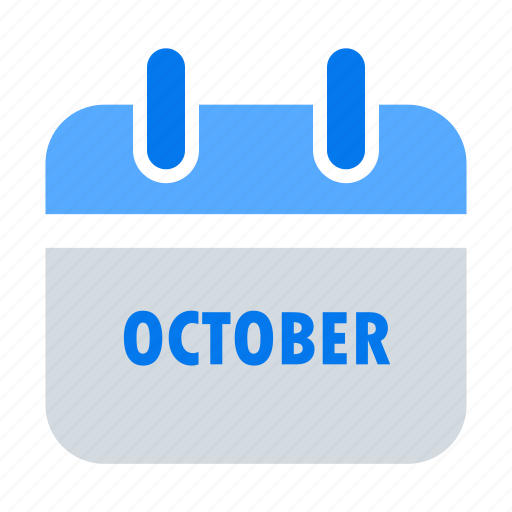 appointment, calendar, event, month, oct, october, schedule icon
