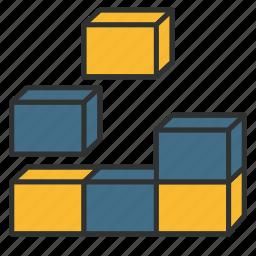 building block, component, components, enterprise architecture, puzzle, togaf icon