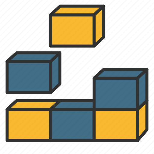 building block, component, components, enterprise architecture, modularity, puzzle, togaf icon