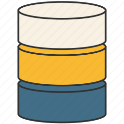 appropriate, data, database, datawarehouse, repository, server, storage icon