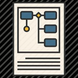 analytics, bpmn, business, diagram, diagram description, enterprise architecture, togaf icon
